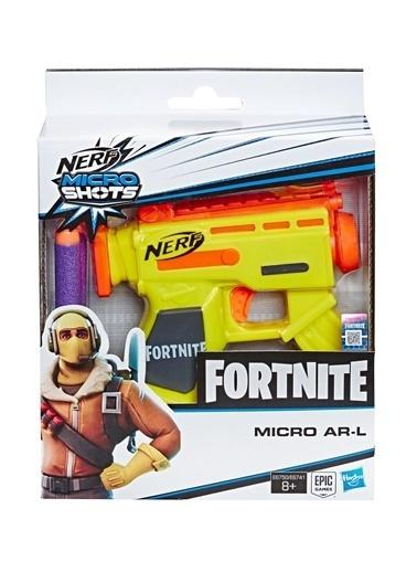 Hasbro Nerf MicroShots Fortnite AR-L Renkli